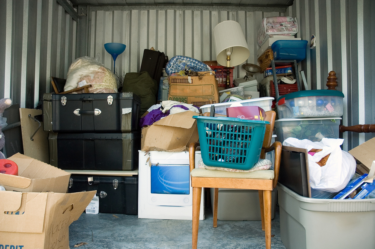 4 Little-Known Facts About Self-Storage That Could Help You