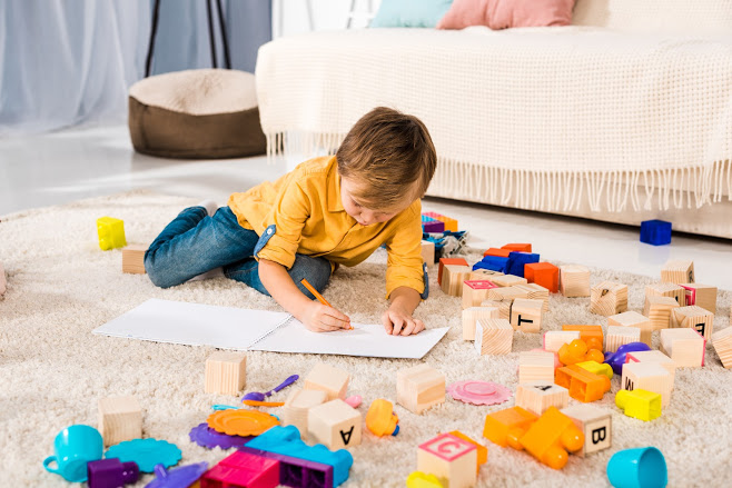 How to Temporarily Store Your Child's Toys