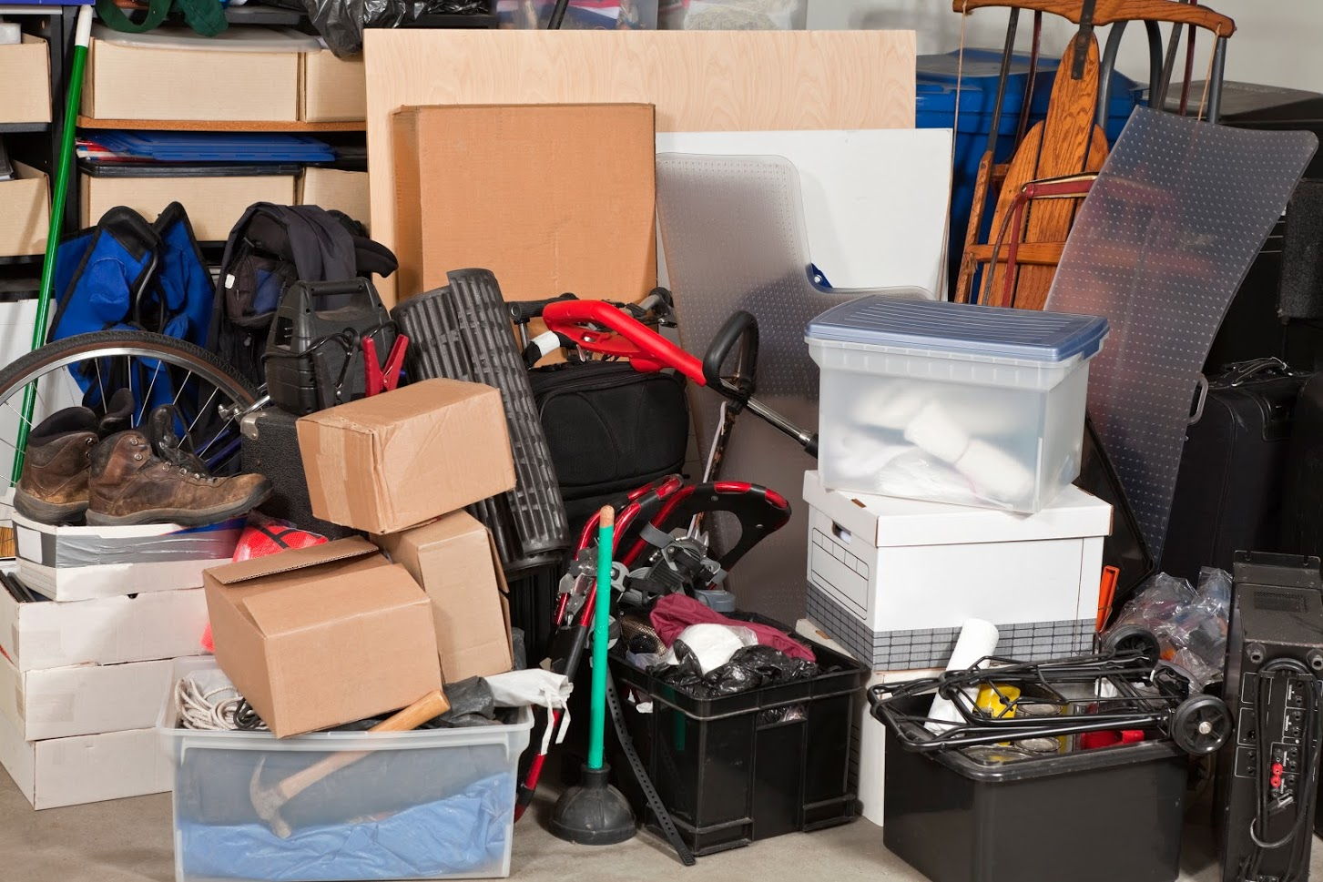 5 Stress Reduction Tips When Using Self Storage Between Houses